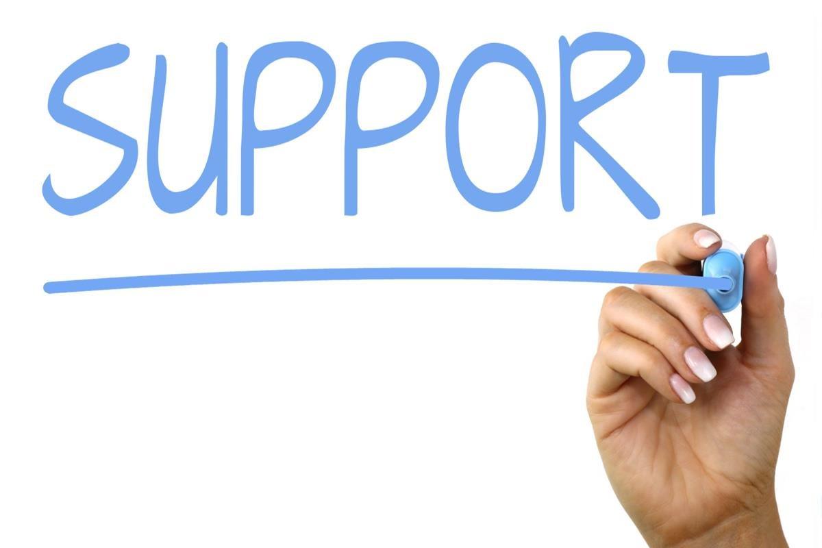 Technická podpora a poradenství
